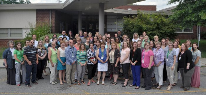 Norwood Elementary School Staff